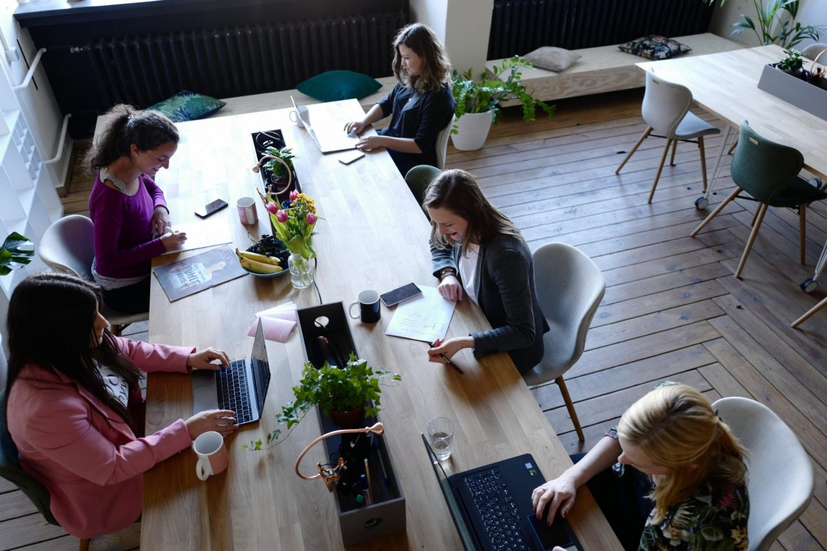 Les 3 bonnes raisons de travailler dans un coworking 8